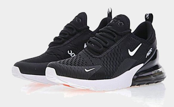 кроссовки Nike Air Max 270 Black-White