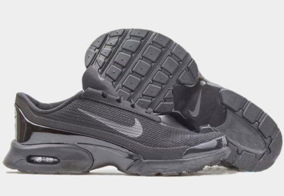 Фото Nike Air Max Jewell черные - 1