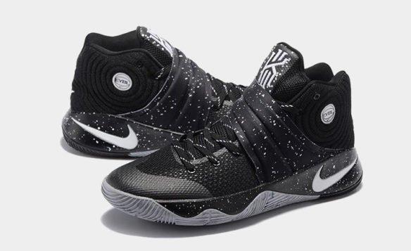 Фото Nike Kyrie 2 Eybl черные - 2