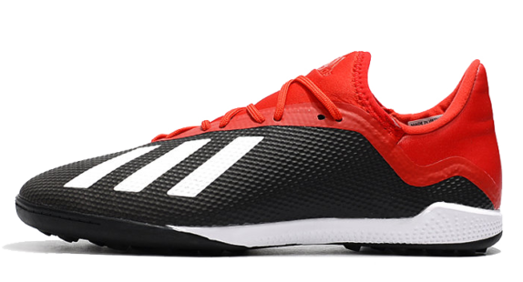 Фото Adidas X 18.1 IC black-red - 3